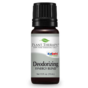 Plant Therapy - Deodorizing Synergy Kidsafe Essential 10mL - Grassroots Baby