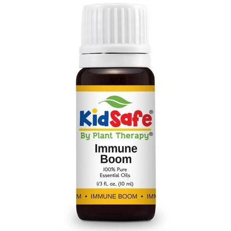 Plant Therapy - Immune Boom KidSafe Essential Oil Blend - Grassroots Baby