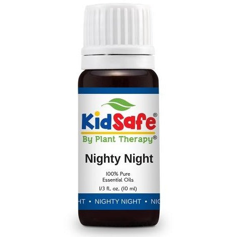 Plant Therapy - Nighty Night Blend-Plant Therapy-10ml Undiluted Bottle-Grassroots Baby