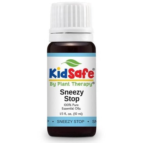 Plant Therapy - Sneezy Stop Blend-Plant Therapy-10ml Undiluted Bottle-Grassroots Baby