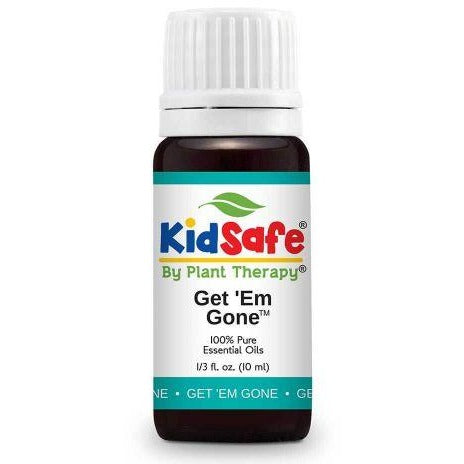 Plant Therapy - Get 'Em Gone KidSafe Essential Oil 10 mL - Grassroots Baby