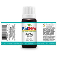 Plant Therapy - Get 'Em Gone Blend-Plant Therapy-10ml Undiluted Bottle-Grassroots Baby