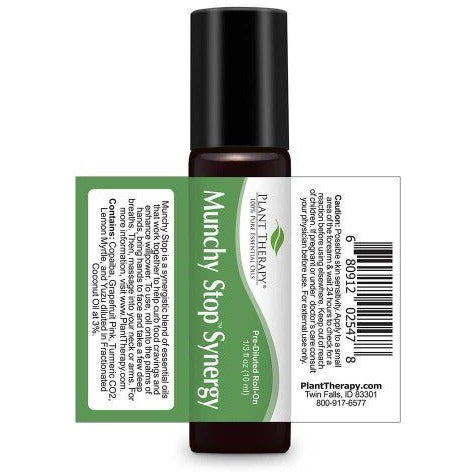 Plant Therapy - Munchy Stop Essential Oil Blend - Grassroots Baby