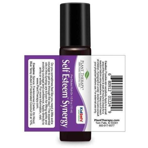 Plant Therapy - Self Esteem KidSafe Essential Oil Blend - Grassroots Baby