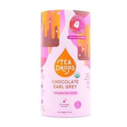 Tea Drops - Chocolate Earl Grey - Grassroots Baby