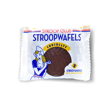 Stroop Club - Chocolate Stroopwafels