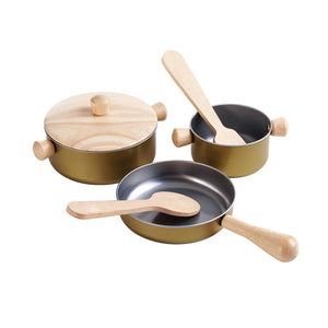 PlanToys - Cooking Utensils - Grassroots Baby
