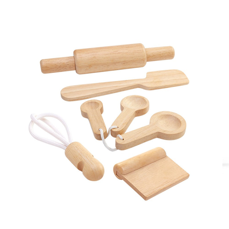 PlanToys - Baking Utensils - Grassroots Baby