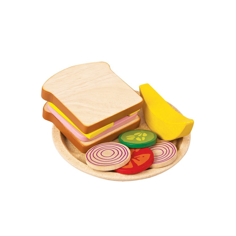 PlanToys - Sandwich Meal