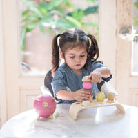 PlanToys - Ice Cream Set-PlanToys-Grassroots Baby