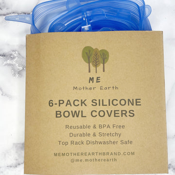 Me.Mother Earth - Silicone Bowl Covers