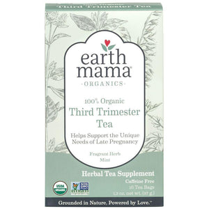 Earth Mama - Third Trimester Tea - Grassroots Baby