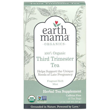 Earth Mama Organics- Third Trimester Tea