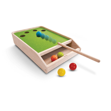 PlanToys - Ball Shoot Board Game
