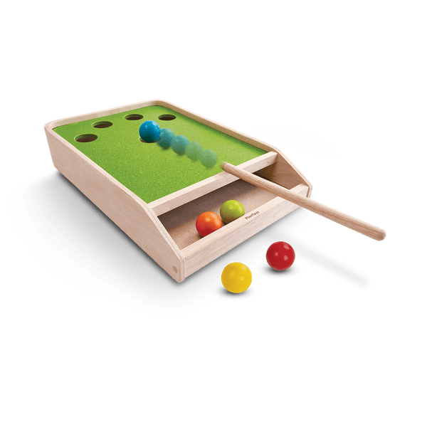 PlanToys - Ball Shoot Board Game-PlanToys-Grassroots Baby