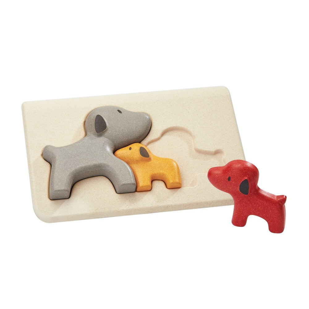 Plan Toys - Dog Puzzle - Grassroots Baby