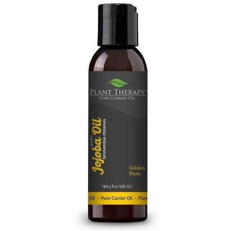 Plant Therapy - Jojoba Golden Carrier Oil (4 oz) - Grassroots Baby