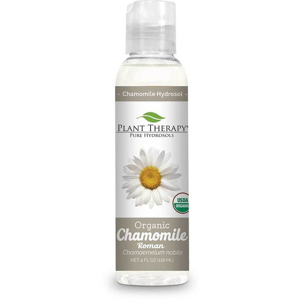 Plant Therapy - Chamomile Roman Hydrosol-Plant Therapy-4 oz Bottle w/ Spray Top-Grassroots Baby