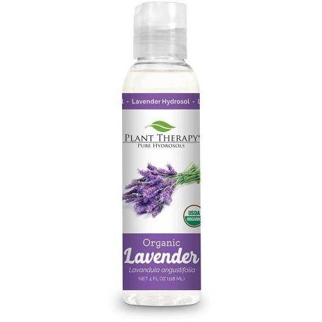 Plant Therapy - Lavender Organic Hydrosol (4 oz) - Grassroots Baby
