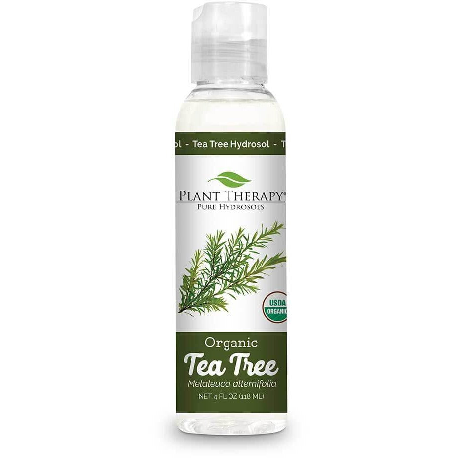 Plant Therapy - Tea Tree Organic Hydrosol (4 oz) - Grassroots Baby