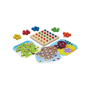 PlanToys - Creative Peg Board