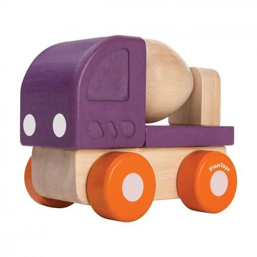 PlanToys - Mini Cement Truck - Grassroots Baby