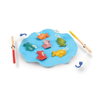 PlanToys - Fishing Game-PlanToys-Grassroots Baby