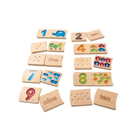 PlanToys - Numbers 1-10 - Grassroots Baby