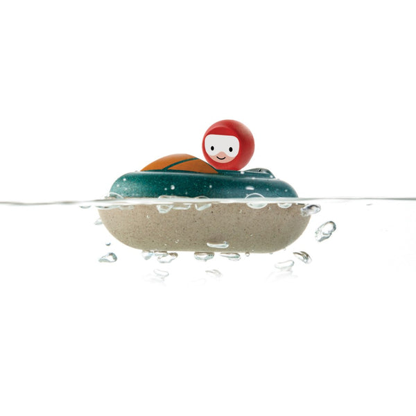 PlanToys - Speed Boat - Grassroots Baby