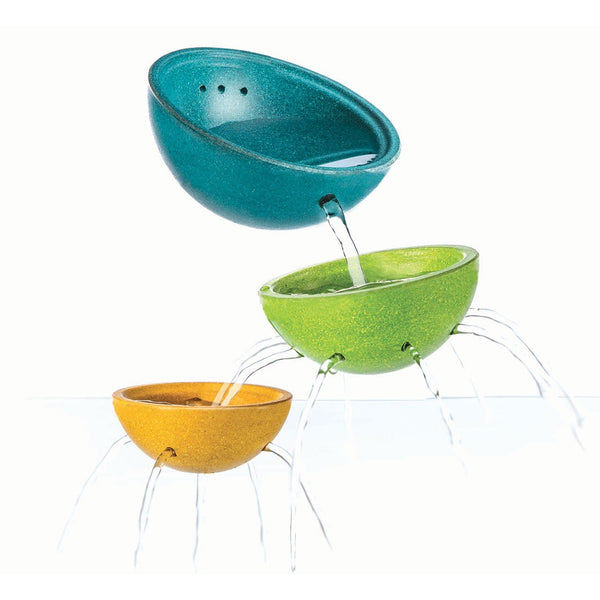 PlanToys - Fountain Bowl Set - Grassroots Baby