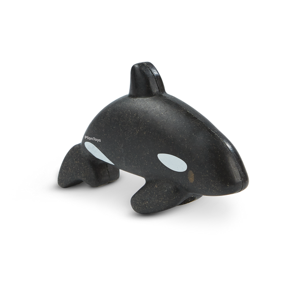 PlanToys - Ocean Animals-PlanToys-Orca-Grassroots Baby