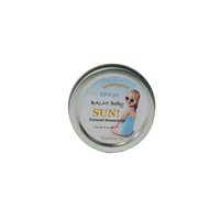 BALM! Baby - Sun! Natural Sunscreen w/ Zinc-Balm Baby-0.5 oz Travel Tin-Grassroots Baby