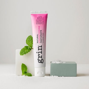 Grin - Natural Strengthening Toothpaste