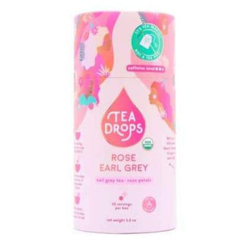 Tea Drops - Rose Earl Grey