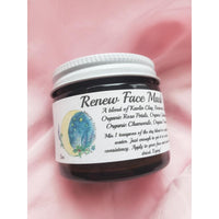 Blessing Moon Herbs - Renew Face Mask - Grassroots Baby