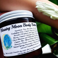 Blessing Moon Herbs - Blessing Moon Body Butter