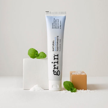 Grin - Natural Whitening Toothpaste