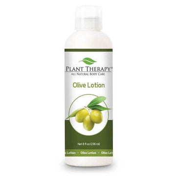 Plant Therapy - Olive Lotion (Unscented Base) 8 oz*