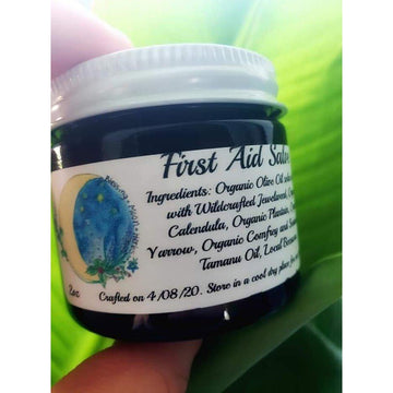 Blessing Moon Herbs - First Aid Salve