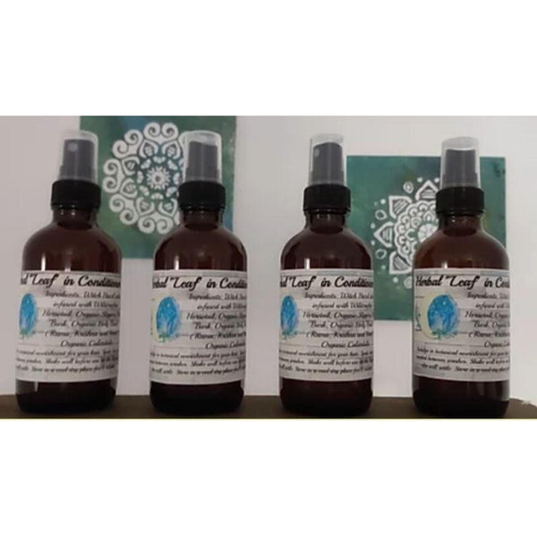 Blessing Moon Herbs - Leaf in Conditioner - Grassroots Baby