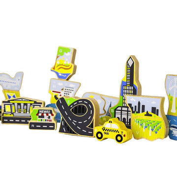 Begin Again Toys - City A to Z
