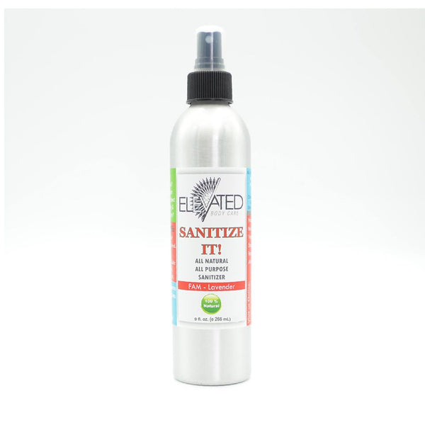 Elevated - Sanitize It! Natural Everything Sanitizer - Grassroots Baby