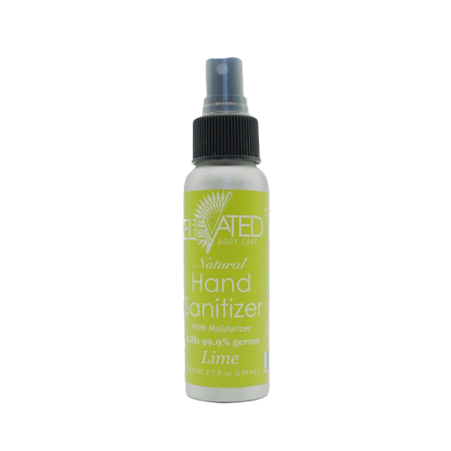 Elevated - Natural Hand Sanitizer w/ Moisturizer - Grassroots Baby