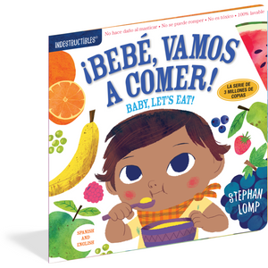 Indestructibles - Bebe, vamoa a comer!/Baby Let's Eat! - Grassroots Baby