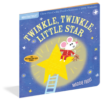Indestructibles - Twinkle, Twinkle, Little Star - Grassroots Baby