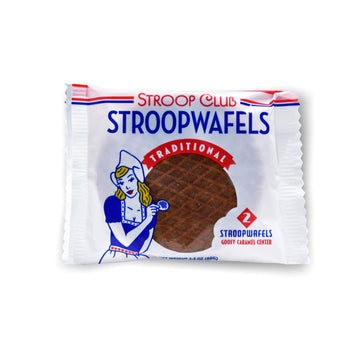 Stroop Club - Traditional Stroopwafels