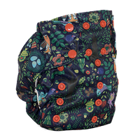Smart Bottoms - Smart One 3.1 AIO-Smart Bottoms-Enchanted-Grassroots Baby