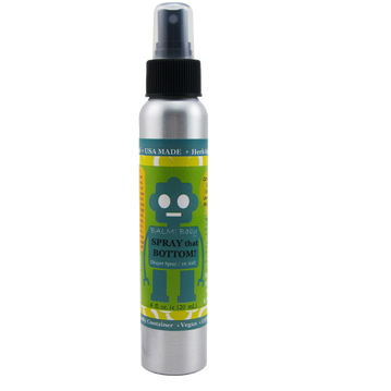 BALM! Baby - SPRAY that BOTTOM! - 4oz. - Grassroots Baby