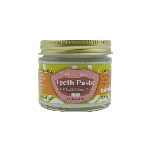 BALM! Baby - Kid's Teeth Paste-Balm Baby-Grassroots Baby