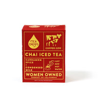 Tea Drops - Chai Spice Latte Kit - Grassroots Baby